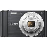 Sony DSC-W810 fekete - Digitális fényképezőgép