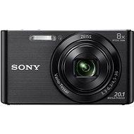 Sony Cybershot DSC-W830i fekete - Digitális fényképezőgép