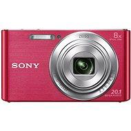 Sony Cybershot DSC-W830 rózsaszín - Digitális fényképezőgép