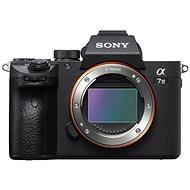 Sony Alpha A7 III váz - Digitális fényképezőgép
