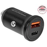 AVACOM CarPRO 2 USB-C és USB-A tápegységgel + QC3 36W - Autós töltő