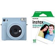 Fujifilm Instax Square SQ1 világoskék + 10x fotópapír - Instant fényképezőgép