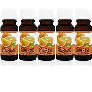 RENTEX illóolaj narancs 5 × 10 ml - Illóolaj