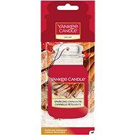 YANKEE CANDLE Sparklin g Cinnamon 14 g - Autóillatosító