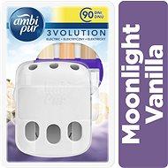 AMBI PUR + 3 térf borotvakazetta 20 ml vanília Moonlight - Légfrissítő