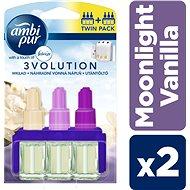 AMBI PUR 3Volution Moonlight Vanília illat patront a párologtató 2 x 20 ml - Légfrissítő