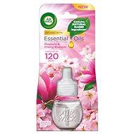 AIR WICK Elektromos légfrissítő utántöltő magnólia és cseresznye virágok 19 ml