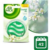 AIR WICK Crystal Air Fehér virágok - frézia és jázmin 5,21 g - Légfrissítő