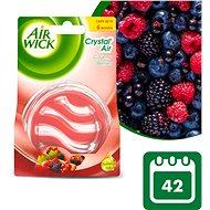 AIR WICK Crystal Air légfrissítő gél, Erdei gyümölcsös, 5,21 g - Légfrissítő