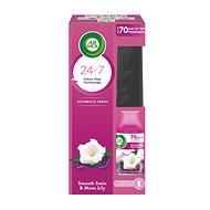 AIR WICK Spray készülék és utántöltő - Bársonyos szatén és éji liliom 250 ml - Légfrissítő