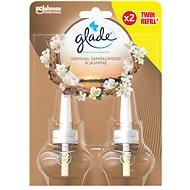 Glade Electric Sensual Sandalwood & Jasmine utántöltő 2x 20 ml - Légfrissítő