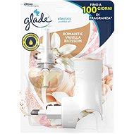 Glade Electric Romantic Vanilla Blossom + utántöltő (20 ml) - Légfrissítő
