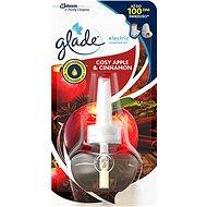 Glade Electric Cosy Apple & Cinnamon utántöltő 20 ml - Légfrissítő