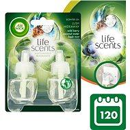 AIR WICK Electric DUO Life Scents buja sziget illatú légfrissítő utántöltővel (2 x 19 ml) - Légfrissítő