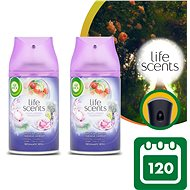 AIR WICK Freshmatic DUO misztikus kert illatú légfrissítő (2 x 250 ml) - Légfrissítő