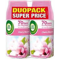 AIR WICK Freshmatic DUO Pure Cherry virágillatú légfrissítő (2 x 250 ml) - Légfrissítő