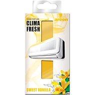 AREON Clima Fresh - Sweet Vanilla - Légfrissítő