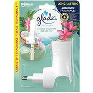 GLADE Electric Holder Exotic Tropical Blossoms 20 ml - Légfrissítő