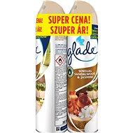 GLADE Aerosol Sensual Sandalwood&Jasmine 2× 300 ml - Légfrissítő