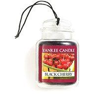 YANKEE CANDLE Black Cherry 24 g - Autóillatosító
