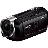 Sony HDR-PJ410 fekete - Digitális videókamera