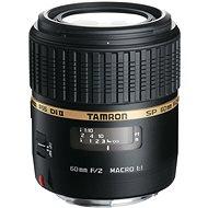 TAMRON SP AF 60 mm f / 2.0 Di-II Nikon LD (IF) Macro 1: 1 - Objektív