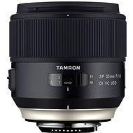 TAMRON SP 35mm F/1.8 Di VC USD Nikon fényképezőgépekhez - Objektív