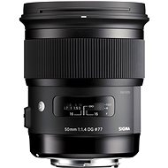 Sigma 50 mm F1.4 DG HSM Sigma ART - Objektív
