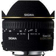 Sigma 15 mm F2.8 EX DG FISHEYE Canon - Objektív