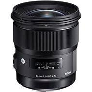 SIGMA 24mm F1.4 DG HSM ART, Canon bajonett - Objektív