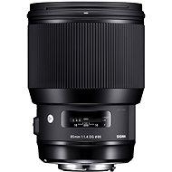Sigma 85mm F1.4 DG HSM Art Nikon - Objektív