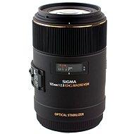 Sigma 105 mm F2.8 MACRO EX DG OS HSM Canon - Objektív