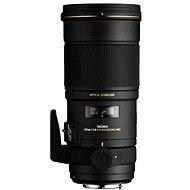 Sigma APO 180 mm F2.8 EX DG OS HSM Macro Nikon fényképezőgépekhez - Objektív