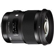SIGMA 50 mm F1.4 DG HSM ART Canon fényképezőgépekhez - Objektív