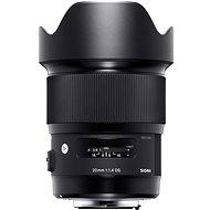 SIGMA 20 mm f/1.4 DG HSM ART Canon objektív - Objektív