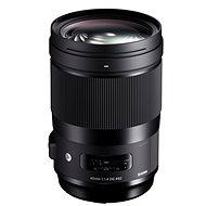 SIGMA 40mm f/1.4 DG HSM ART Canon - Objektív