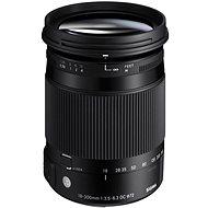 Sigma 18-300 mm F3.5-6.3 DC MACRO OS HSM Nikon (Contemporary sorozat) - Objektív