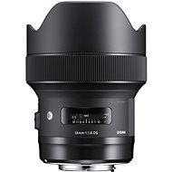 SIGMA 14mm F1.8 DG HSM ART Canon - Objektív