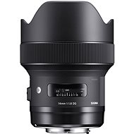 SIGMA 14 mm F1.8 DG HSM ART Nikon-hoz - Objektív