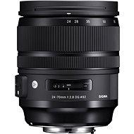 SIGMA 24-70 mm F2.8 DG OS HSM ART pro Nikon - Objektív