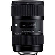 Objektív Sigma 18-35mm F1.8 DC HSM ART, Canon bajonett EF - Objektív