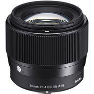 SIGMA 56mm f/1.4 DC DN Olympus/Panasonic fényképezőgépekhez (Contmporary sorozat) - Objektív
