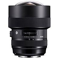 SIGMA 14-24mm f/2.8 DG HSM ART Canon fényképezőgéphez - Objektív