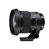 SIGMA 105mm f/1.4 DG HSM ART Nikonhoz - Objektív