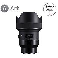 SIGMA 14mm f/1.8 DG HSM ART Sony E-hez - Objektív
