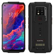 Oukitel WP7 fekete - Mobiltelefon