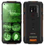 Oukitel WP7 narancsszín - Mobiltelefon