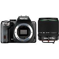 PENTAX K-S2, fekete + 18-135mm objektív WR - Digitális fényképezőgép