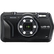RICOH WG-6, fekete - Digitális fényképezőgép