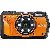 RICOH WG-6, narancssárga - Digitális fényképezőgép